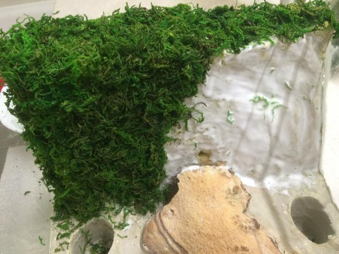 Полиуретановый мох гидроизоляция цоколя изнутри красноярск
